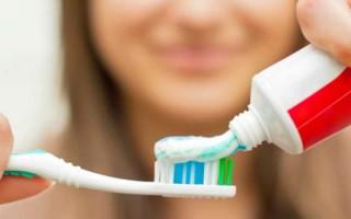 Зубная паста для эмали: виды, свойства, применение