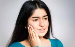 Диагностика и лечение флюса на десне