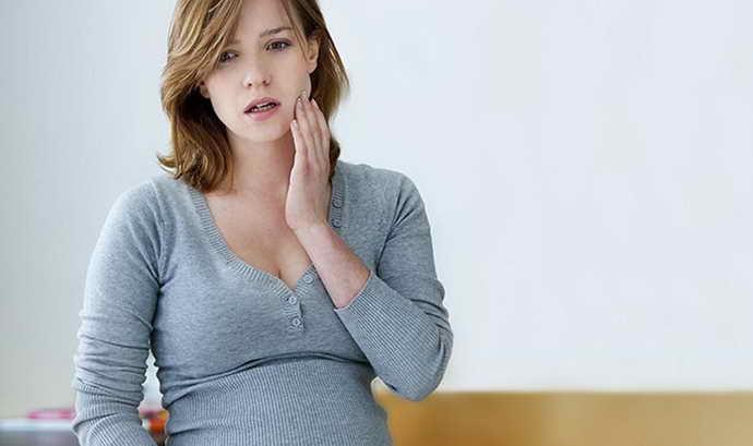 Гингивит во время беременности