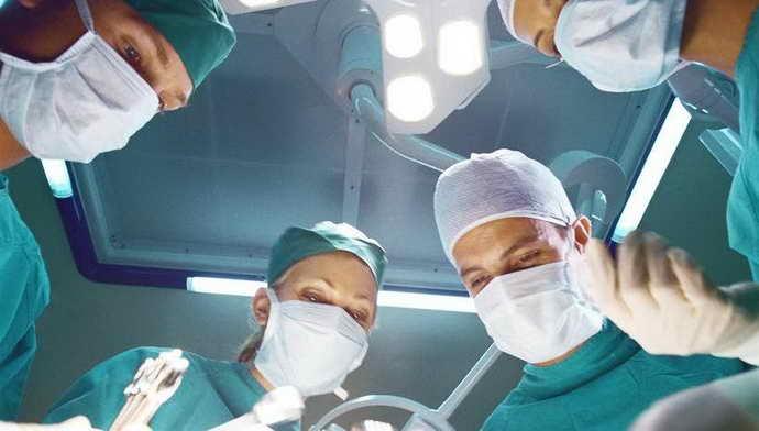 Хирургическое вмешательство в гингвит