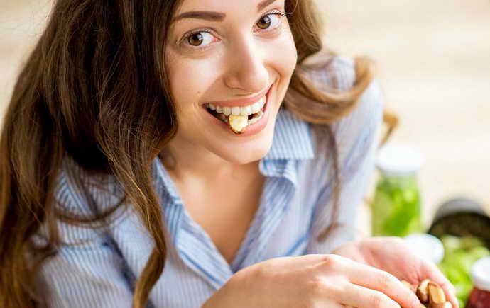 Лечение и устранение дефекта жеванием