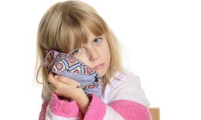 Симптоматика патологии у детей