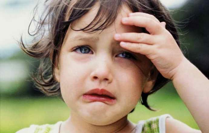 Стресс у детей как причина скрипа ребенка во сне
