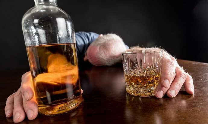 Алкогольная зависимость как причина язвенного гингвита