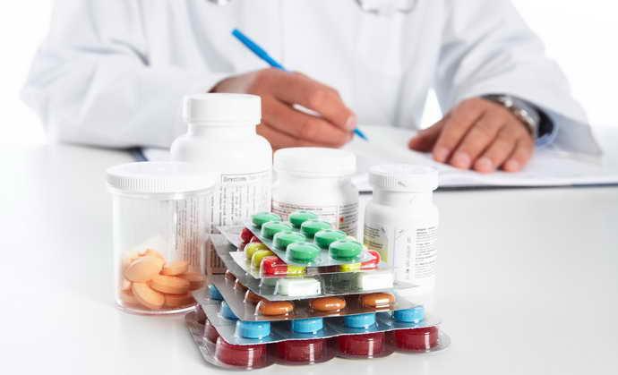 витаминно терапия при альвеолите