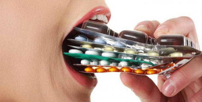 Антибиотик при установке имплантов какой