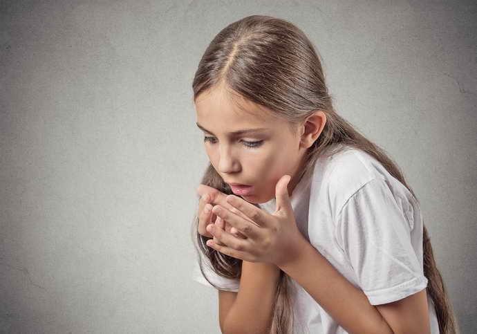 частая тошнота у ребенка и черный язык
