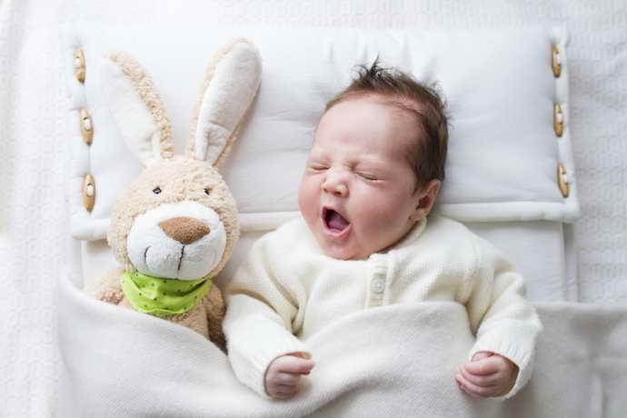 Основной контингент пациентов – это малыши первых трех лет жизни