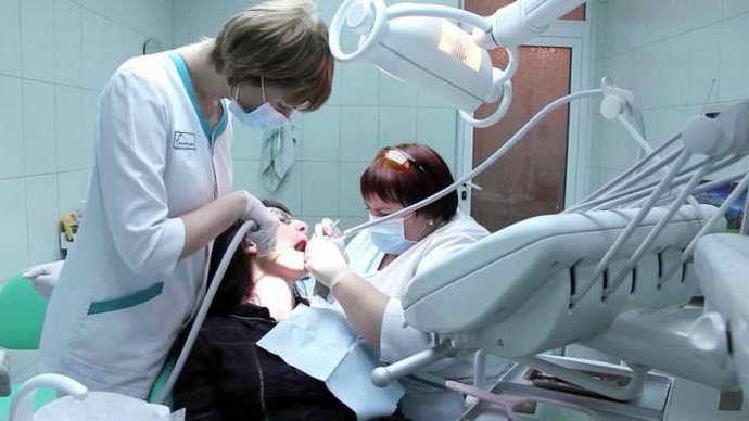 ЭОД перед удалением пульпы зуба