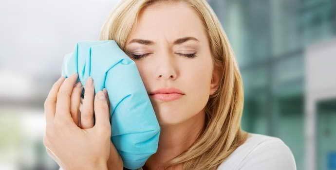 Как быстро снять опухоль при зубном флюсе