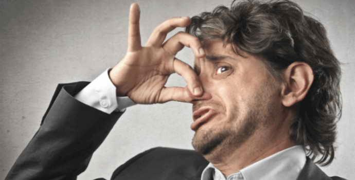 Что делать если появился запах изо рта