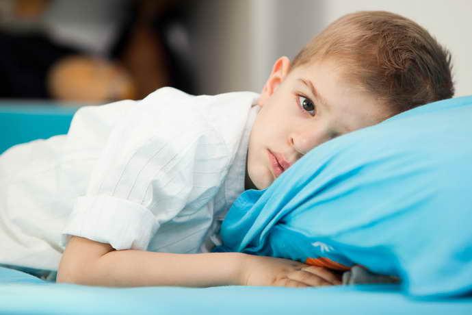 Симптомы язвенного стоматита