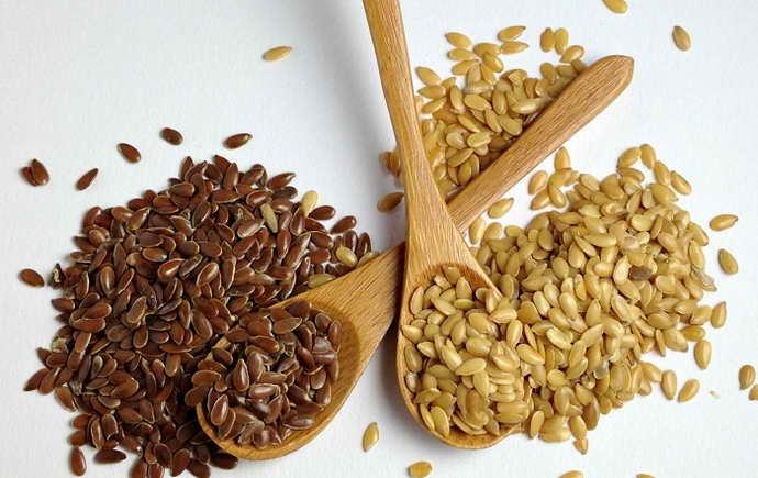 Семена льна от стоматита