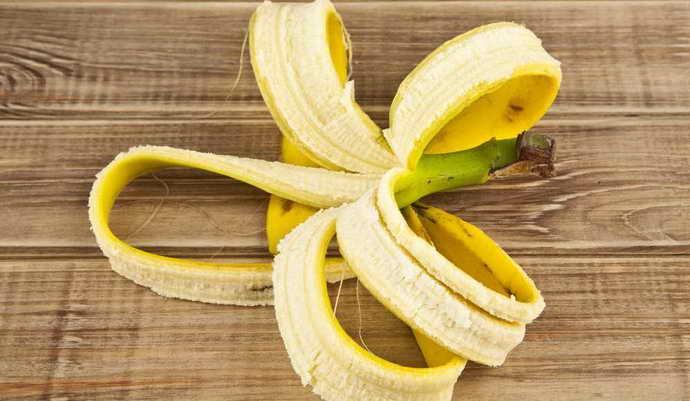 банановая кожура и кариес