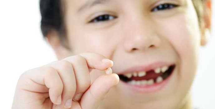 Как вырвать молочный зуб в домашних условиях у ребенка