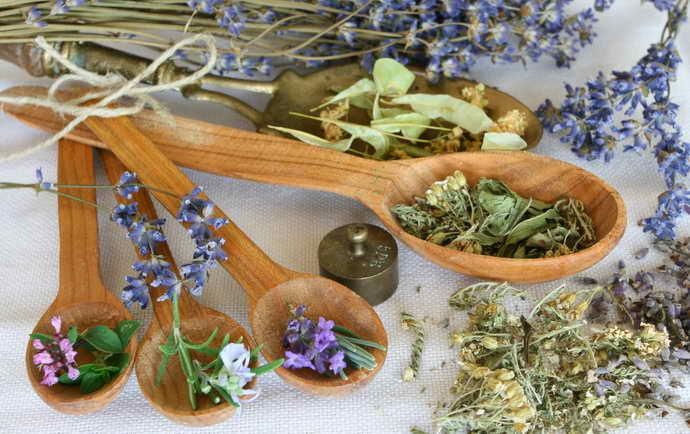 Травы для полоскания от кисты зуба