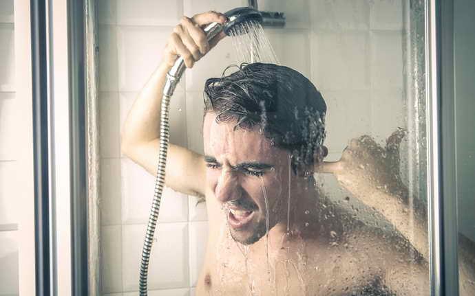 контрастный душ как профилактика стоматита