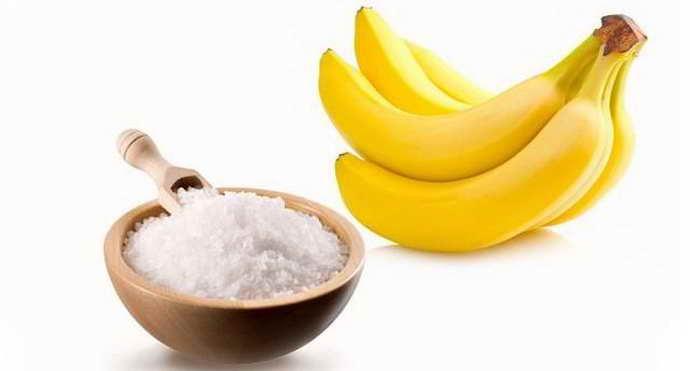 компрессы из банана и морской соли когда кровоточат десна и неприятный запах изо рта