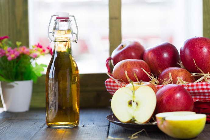 полоскания яблочным уксусом когда кровоточат десна и неприятный запах изо рта