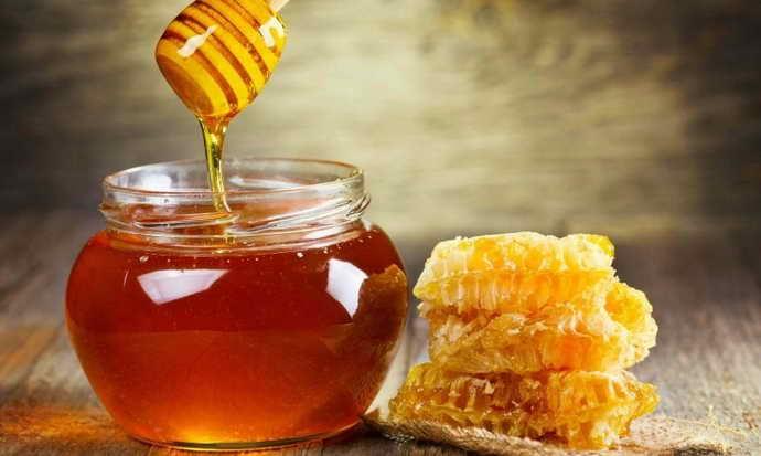 медовое лекарство от запаха изо рта