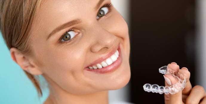 Как выровнять зубы взрослому человеку, выравнивание без брекетов