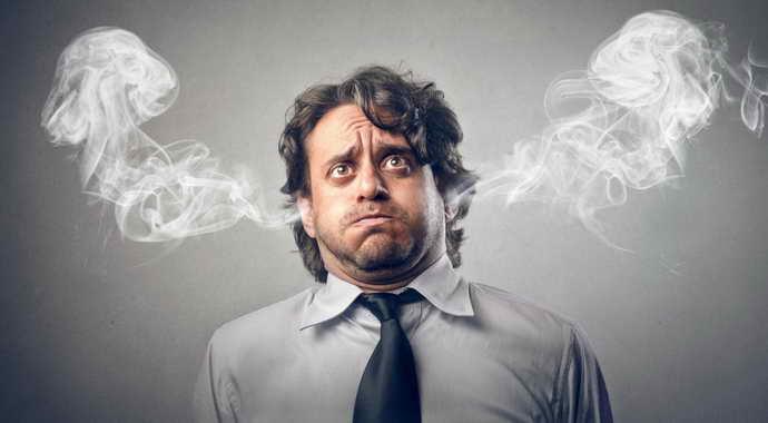 Депрессия и стрессы опух язык