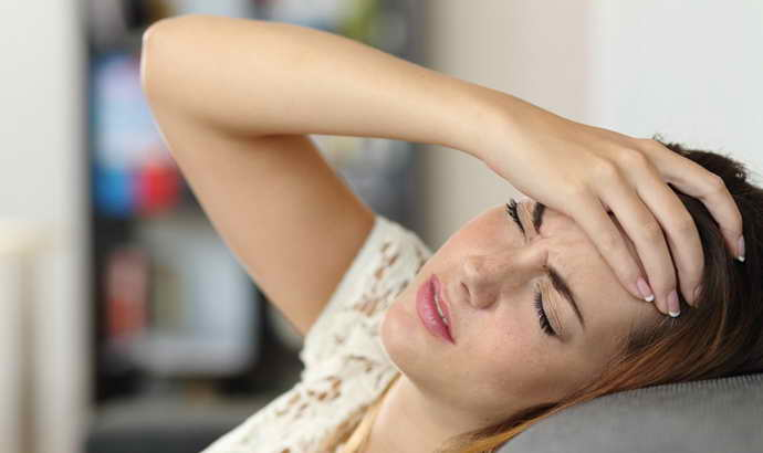 Симптомы стоматита на языке