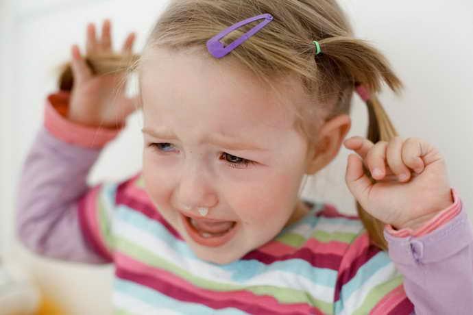 ребенок делается беспокойным