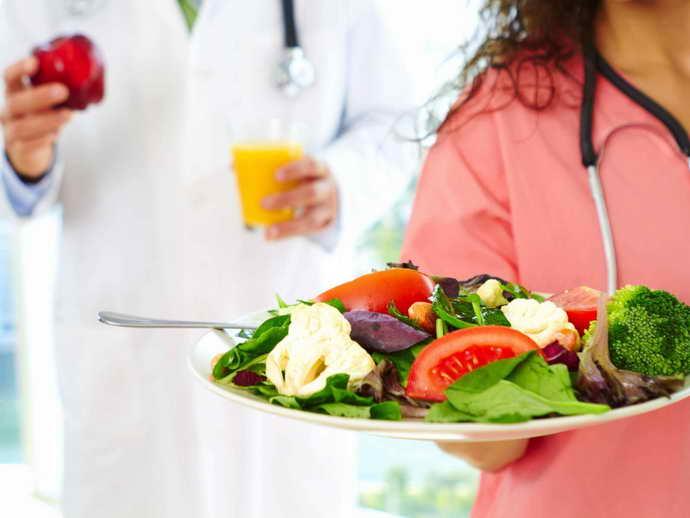питание при стоматите