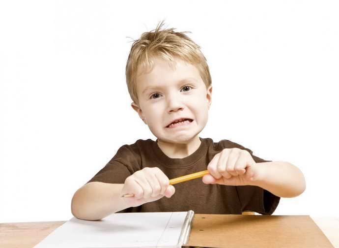 стресс у ребенка как причина стоматита