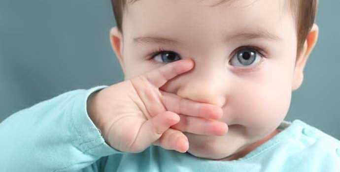 Что означает запах изо рта у ребенка