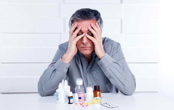 Прием лекарственных препаратов при опухоли десны