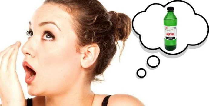 Причины появления запаха ацетона изо рта и способы устранения проблемы