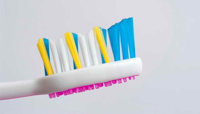 зубная щетка для языка