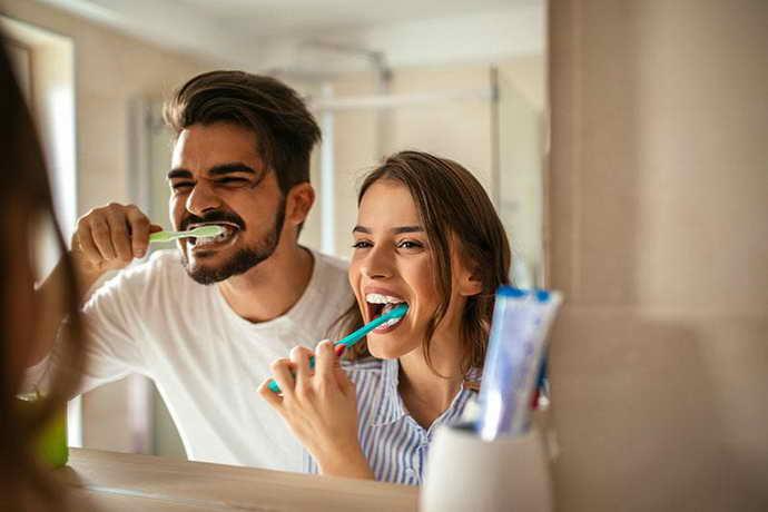 профилактика зубного налета