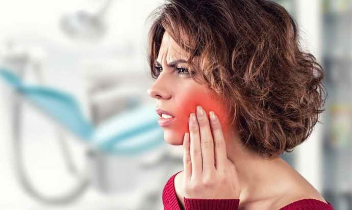 зубная боль усиливается с каждым днем