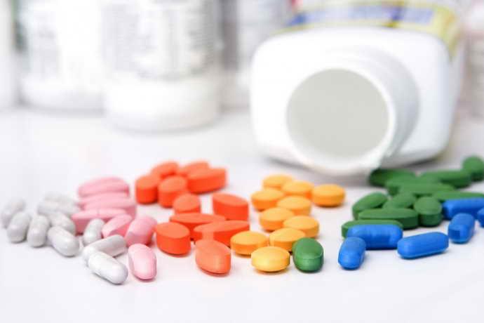 витамины от глоссита