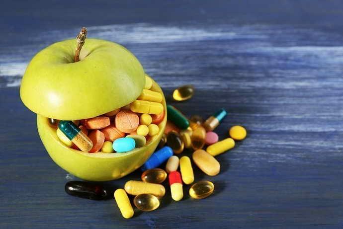Серьезный недостаток витаминов и микроэлементов. и пародонтит