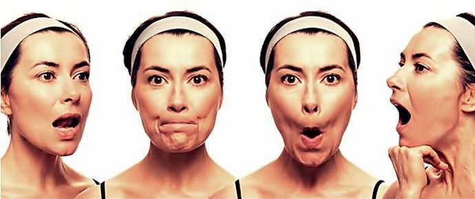 гимнастика лица после пломбирования зуба