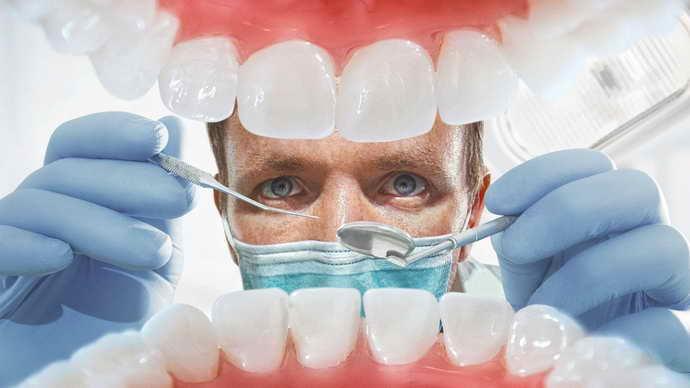 Уход за зубами при пломбировании
