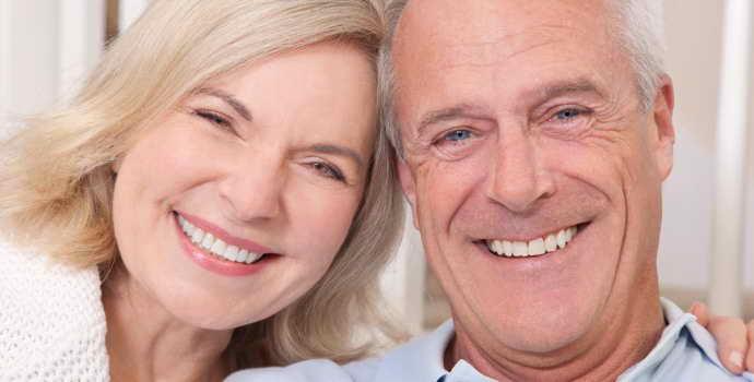 Съемные протезы при частичном отсутствии зубов